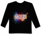 Camiseta MUSE BLACK BML
