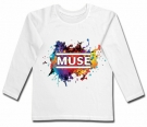 Camiseta MUSE WHITE WML