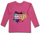 Camiseta MUSE CHICLE CHML