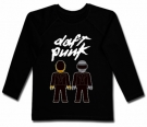 Camiseta DAFT PUNK BLACK BML