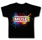 Camiseta MUSE BLACK BMC