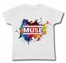 Camiseta MUSE WHITE WMC