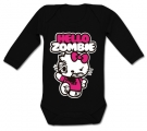 Body HELLO KITTY ZOMBIE BLACK BML