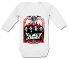 Body BLACK SABBATH NEW WHITE WML