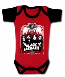 Body bebé BLACK SABBATH FOUR RMC