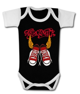 Body bebé AEROSMITH BBMC