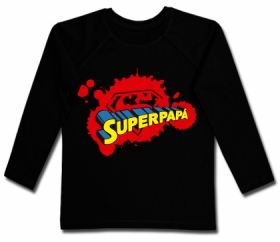 Camiseta SUPERPAPÁ NEW BML