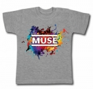 Camiseta MUSE GREY GMC