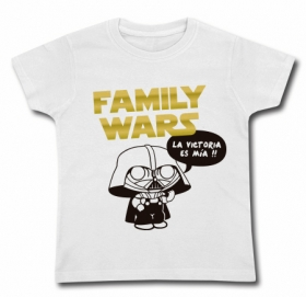 Camiseta FAMILY WARS WMC