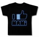 Camiseta FACEBOOK I LIKE MI MAMI BMC