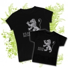 CAMISETA MAMA HEAR ME ROAR III + CAMISETA HEAR ME ROAR BMC