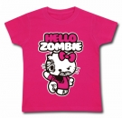 Camiseta HELLO KITTY ZOMBIE PYNKY FMC
