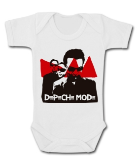 Body bebé DEPECHE MODE NEW WMC