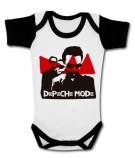 Body bebé DEPECHE MODE NEW WWMC