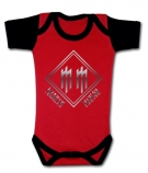 Body MARILYN MANSON METAL RED RMC