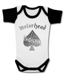 Body bebé MOTORHEAD ACE OF SPADES WWMC