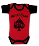 Body bebé MOTORHEAD ACE OF SPADES RC