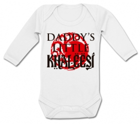 Body DADDY´S LITTLE KHALEESI WML