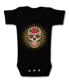 Body CALAVERA MEXICANA GOLD SPIKE BMC