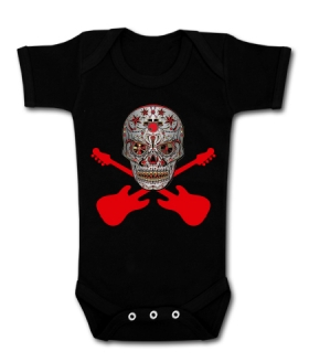 Body CALAVERA MEXICANA ROCK GUITAR BMC
