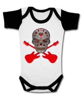 Body CALAVERA MEXICANA ROCKERA WWMC