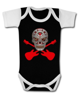 Body CALAVERA MEXICANA ROCKERA BBMC