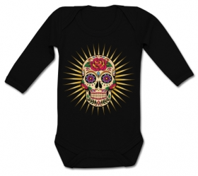 Body CALAVERA MEXICANA PUAS GOLD BML