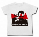 Camiseta DEPECHE MODE NEW WMC
