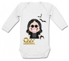 Body bebé OZZY OSBOURNE GOLD BATS ( South Park ) WML