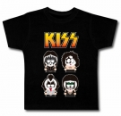 Camiseta KISS MUÑECOS SOUTH PARK BMC