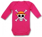Body bebé JOLLY ROGER- ONE PIECE FML