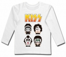 Camiseta KISS MUÑECOS SOUTH PARK WML