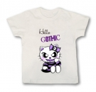 Camiseta HELLO KITTY GOTHIC WMC