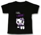 Camiseta HELLO KITTY GOTHIC BMC