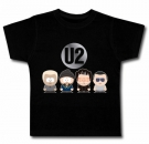 Camiseta u2 SOUTH PARK BAND BMC