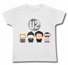 Camiseta u2 SOUTH PARK BAND WMC