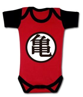 ropa de bebe goku