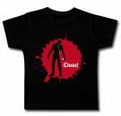 Camiseta ZOMBIE iDead BMC