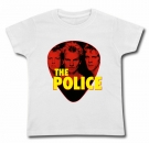 Camiseta THE POLICE BAND WMC