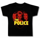 Camiseta THE POLICE BAND BMC