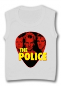 Camiseta sin mangas THE POLICE BAND TW
