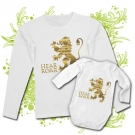 CAMISETA MAMA CASA LANNISTER + BODY LANNISTER WL