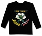 Camiseta THE CLASH (Straight to Hell) BML