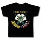 Camiseta THE CLASH (Straight to Hell) BMC
