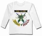 Camiseta THE CLASH (Straight to Hell) WML