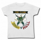 Camiseta THE CLASH (Straight to Hell ) WMC