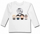 Camiseta U2 grupo South Park WML