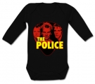 Body bebé THE POLICE BAND BML