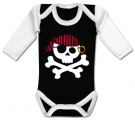 Body bebé JOLLY ROGER RING BBL