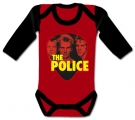 Body bebé THE POLICE (Grupo) RL